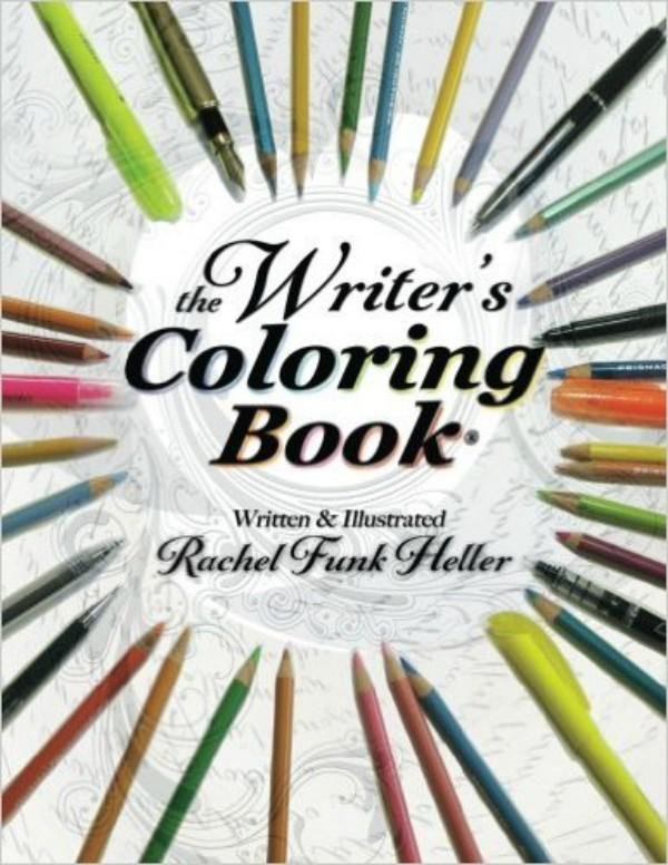 writerscoloringbook